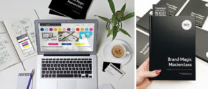 Brand Magic Masterclass online branding course for small business