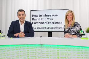 Key Note Speaker on brand experience and customer experience