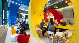 Brand culture more than free food and Google energising pods